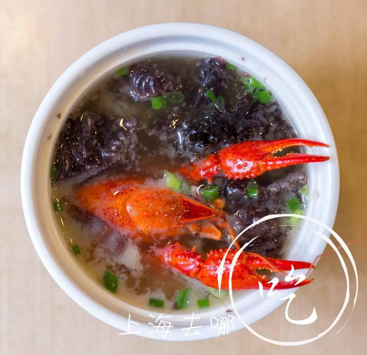 就凭这碗小龙虾葱油拌面,足够踩 订餐小秘书
